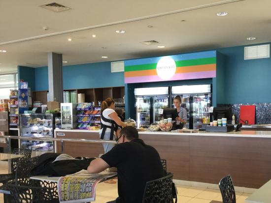 Whitsunday Coast Airport Cafe - Mount Gambier Accommodation
