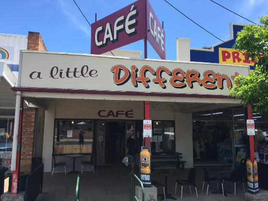 A Little Bit Different Cafe - Mount Gambier Accommodation