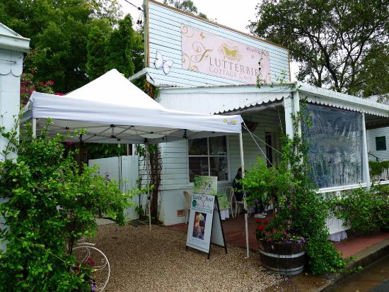 Flutterbies Cottage Cafe - Mount Gambier Accommodation