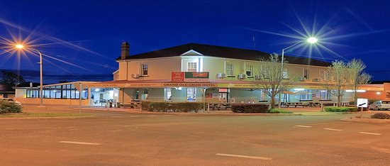 Grand Old Crow Hotel - Mount Gambier Accommodation