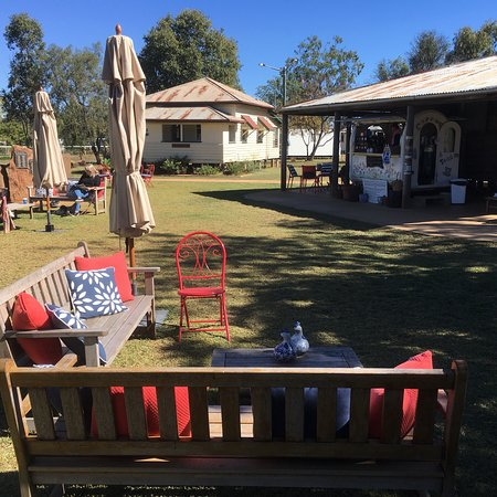 Rolleston Coffee Cart - Mount Gambier Accommodation