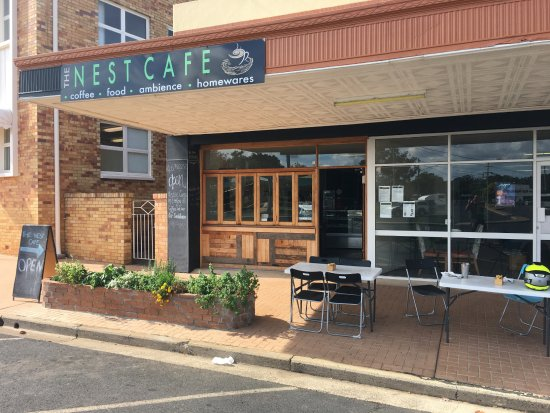 The Nest Cafe Crows Nest - Mount Gambier Accommodation