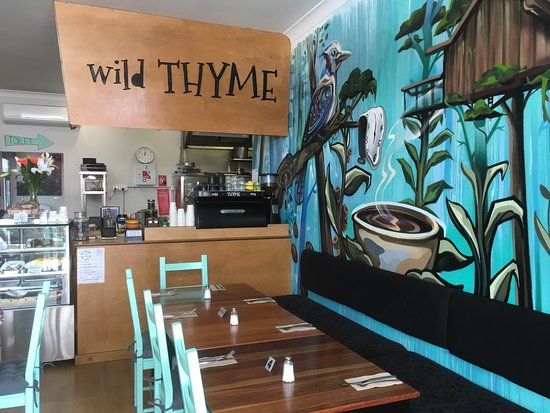 Wild THYME Dining - Mount Gambier Accommodation