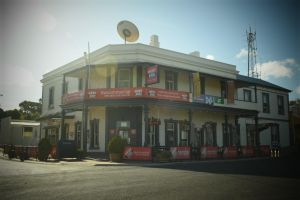 Commercial Hotel Morgan - Mount Gambier Accommodation