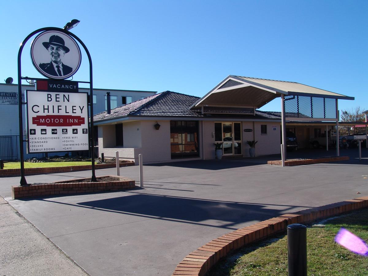 Ben Chifley Motor Inn - Mount Gambier Accommodation