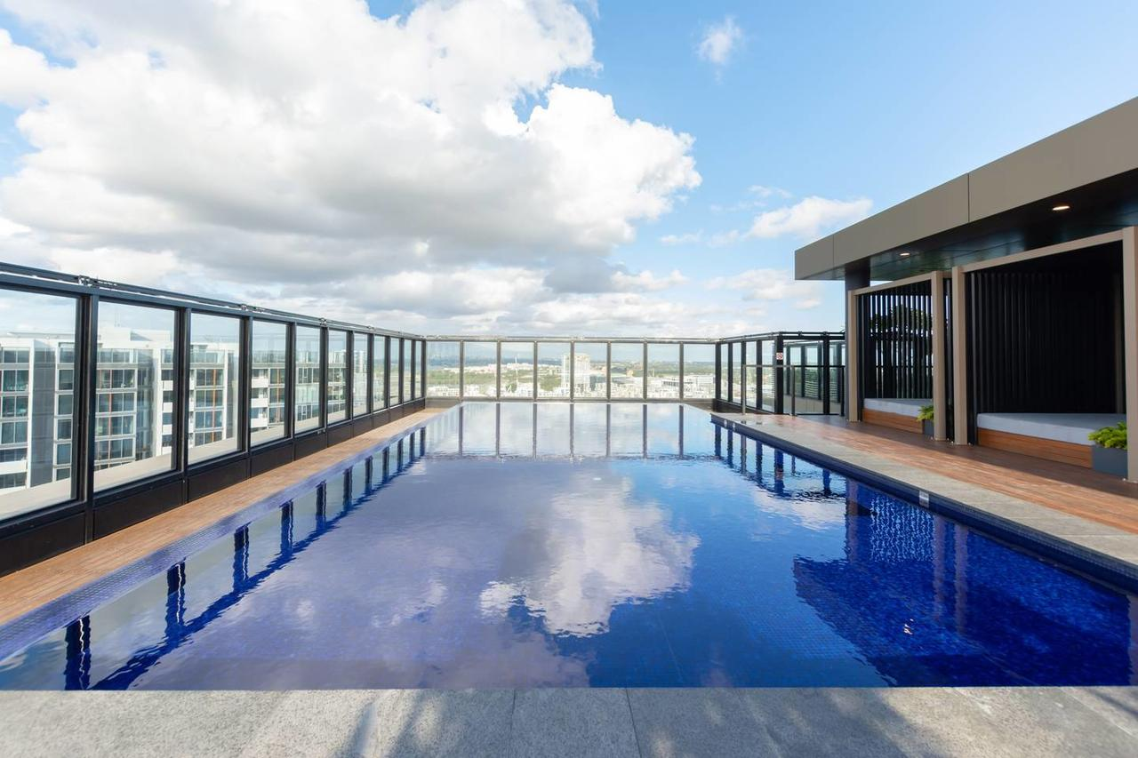 Japanese Style waterfront apt wt rooftop pool - Mount Gambier Accommodation