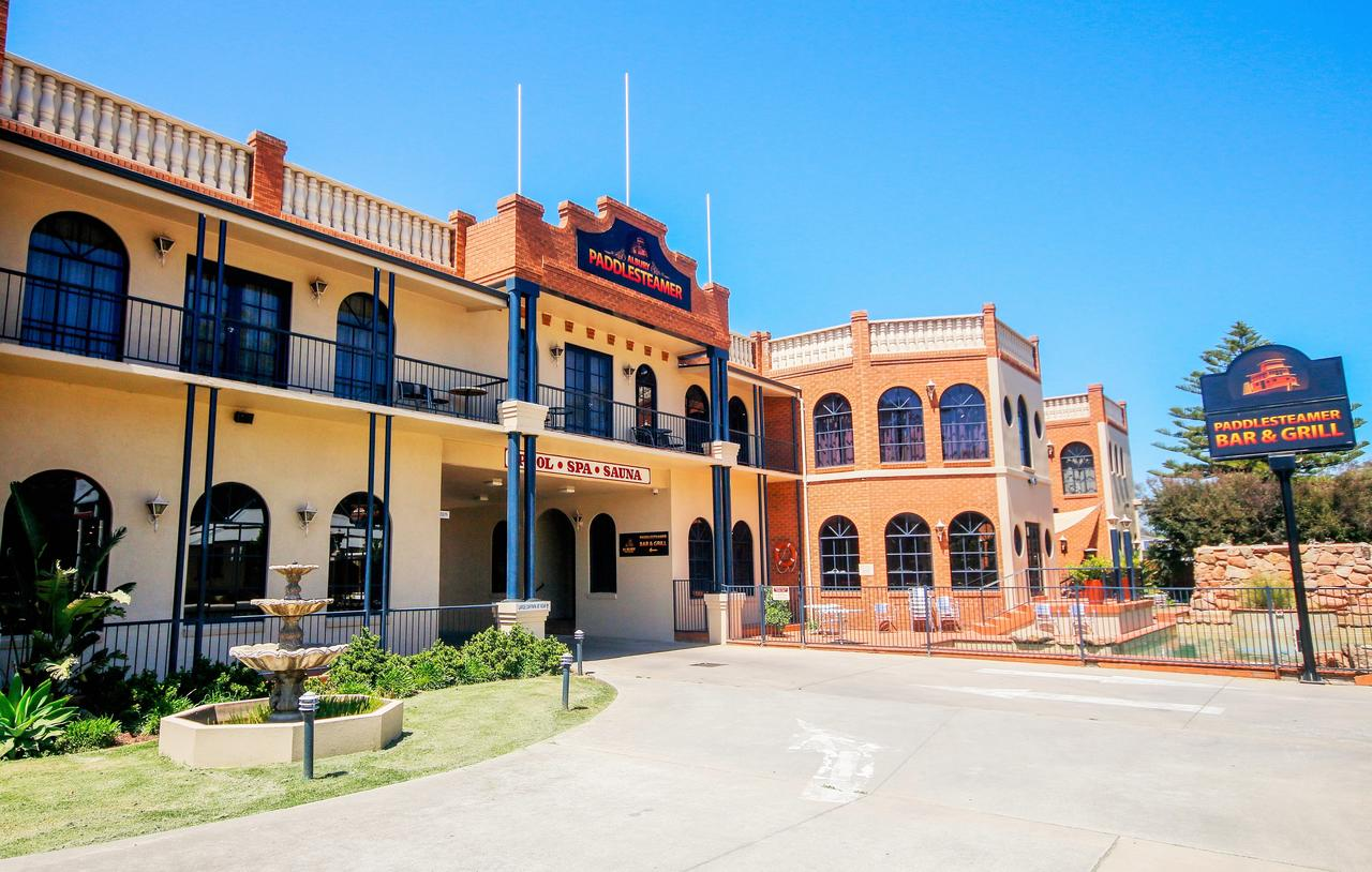 Albury Paddlesteamer Motel - Mount Gambier Accommodation