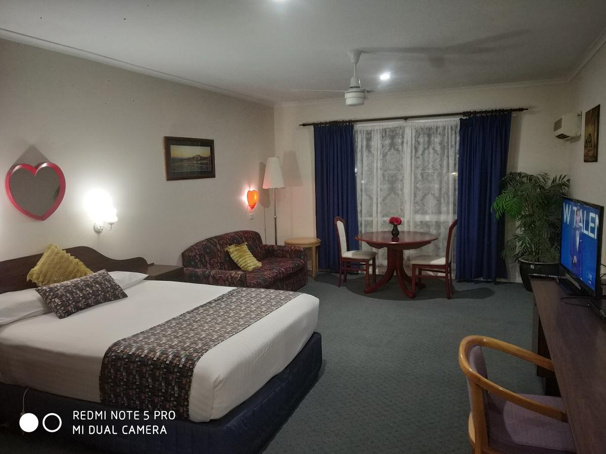 Australia Park Motel - Mount Gambier Accommodation