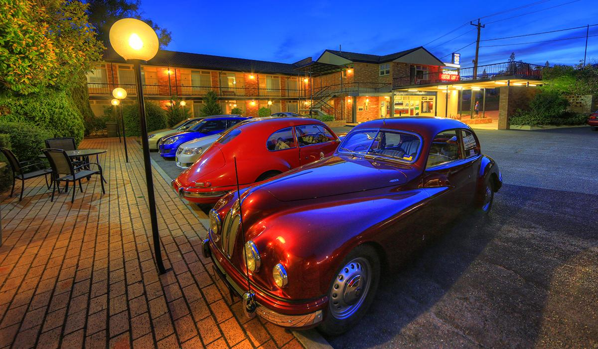 Cooma Motor Lodge Motel - Mount Gambier Accommodation