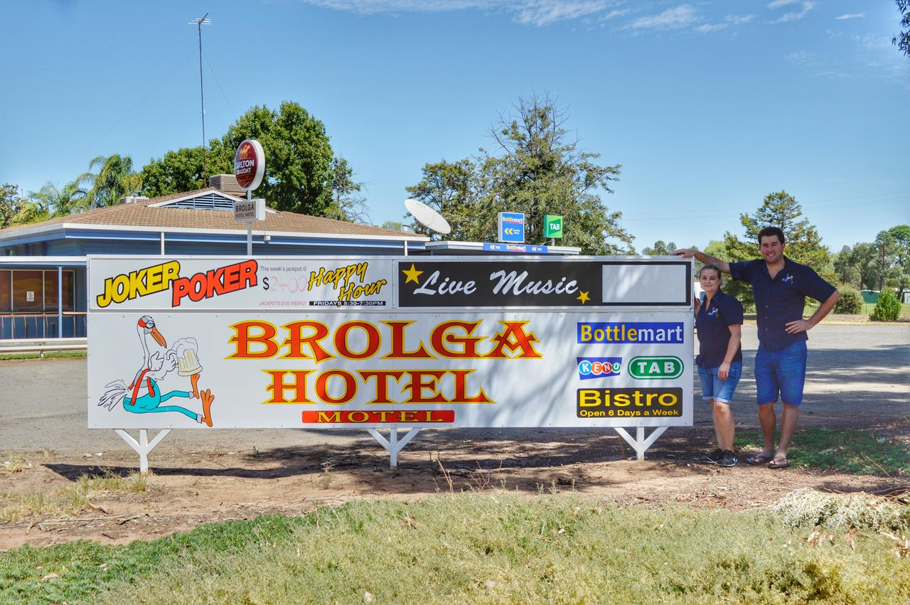 Brolga Hotel Motel - Coleambally - Mount Gambier Accommodation