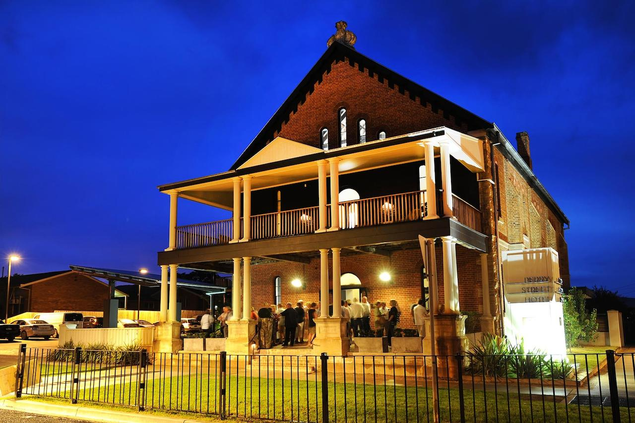 Perry Street Hotel - Mount Gambier Accommodation