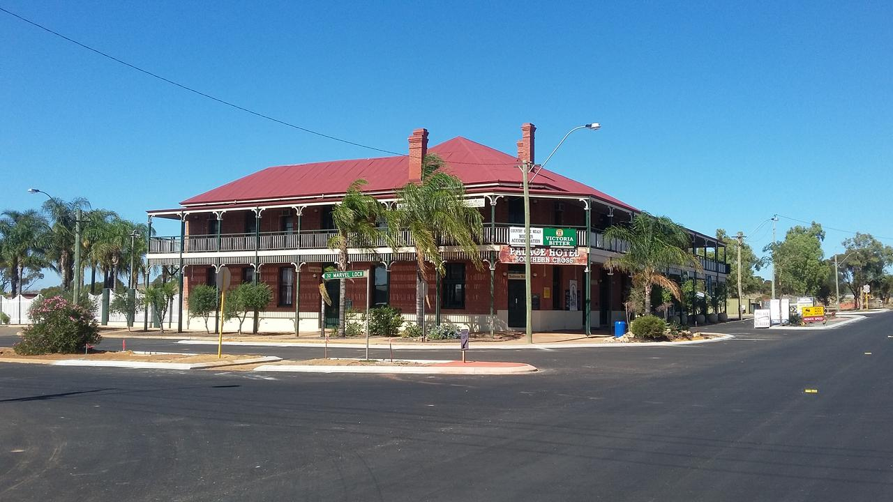 The Palace Hotel - Mount Gambier Accommodation