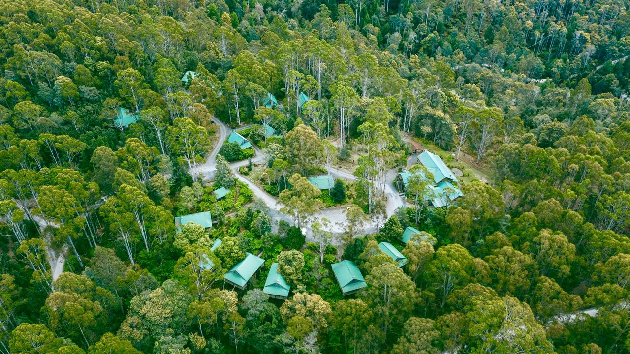 Lemonthyme Wilderness Retreat - Mount Gambier Accommodation