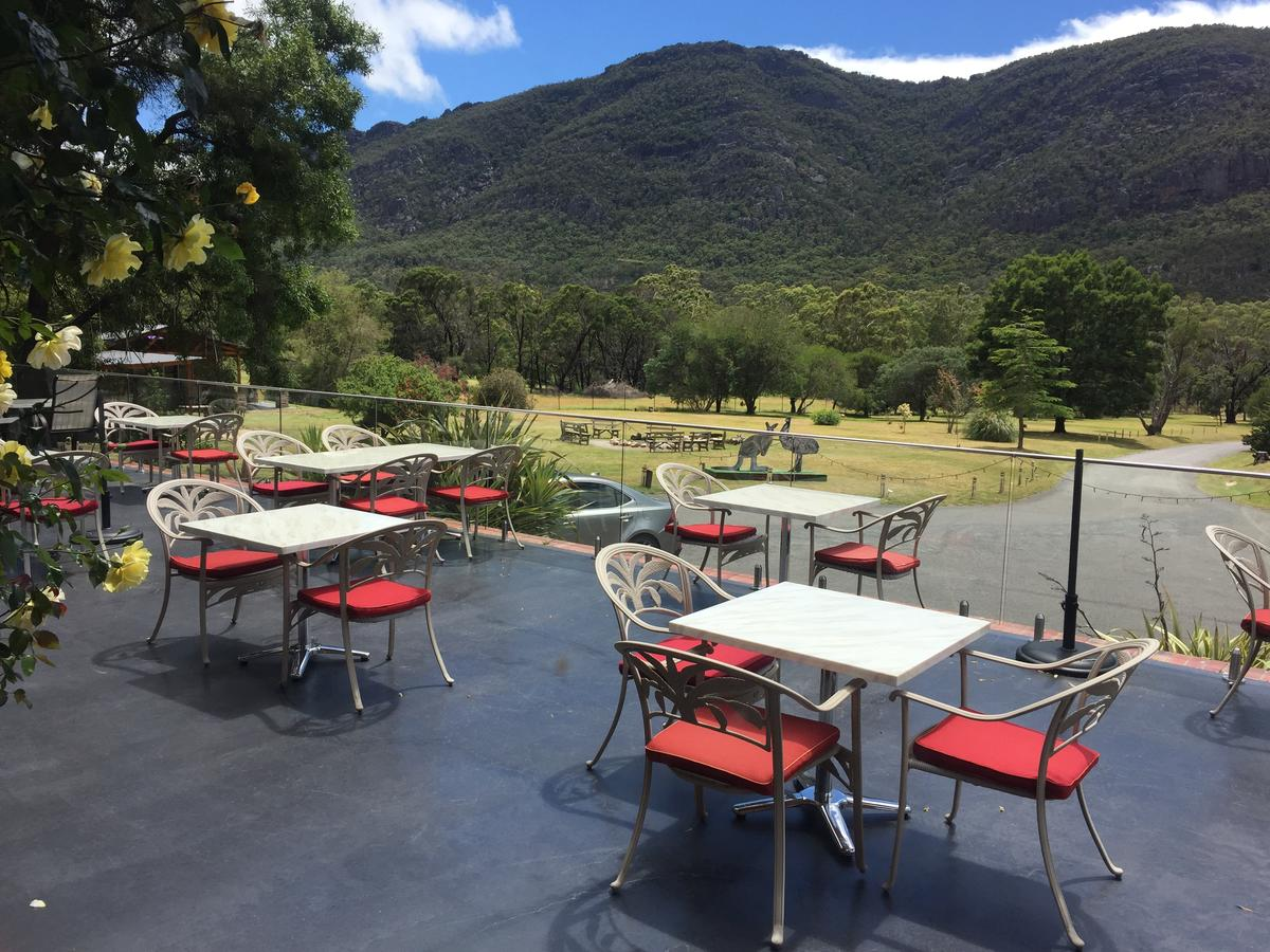 The Grampians Motel and The Views Bar  Restaurant - Mount Gambier Accommodation