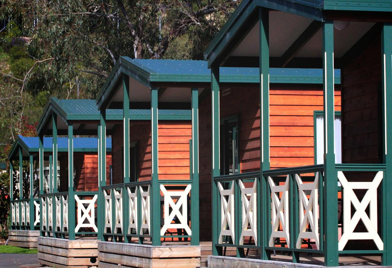 Riverglen Holiday Park - Mount Gambier Accommodation