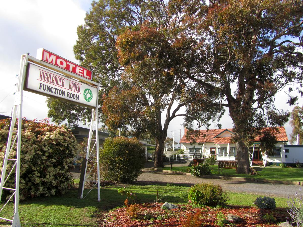 Highlander Haven Motel - Mount Gambier Accommodation