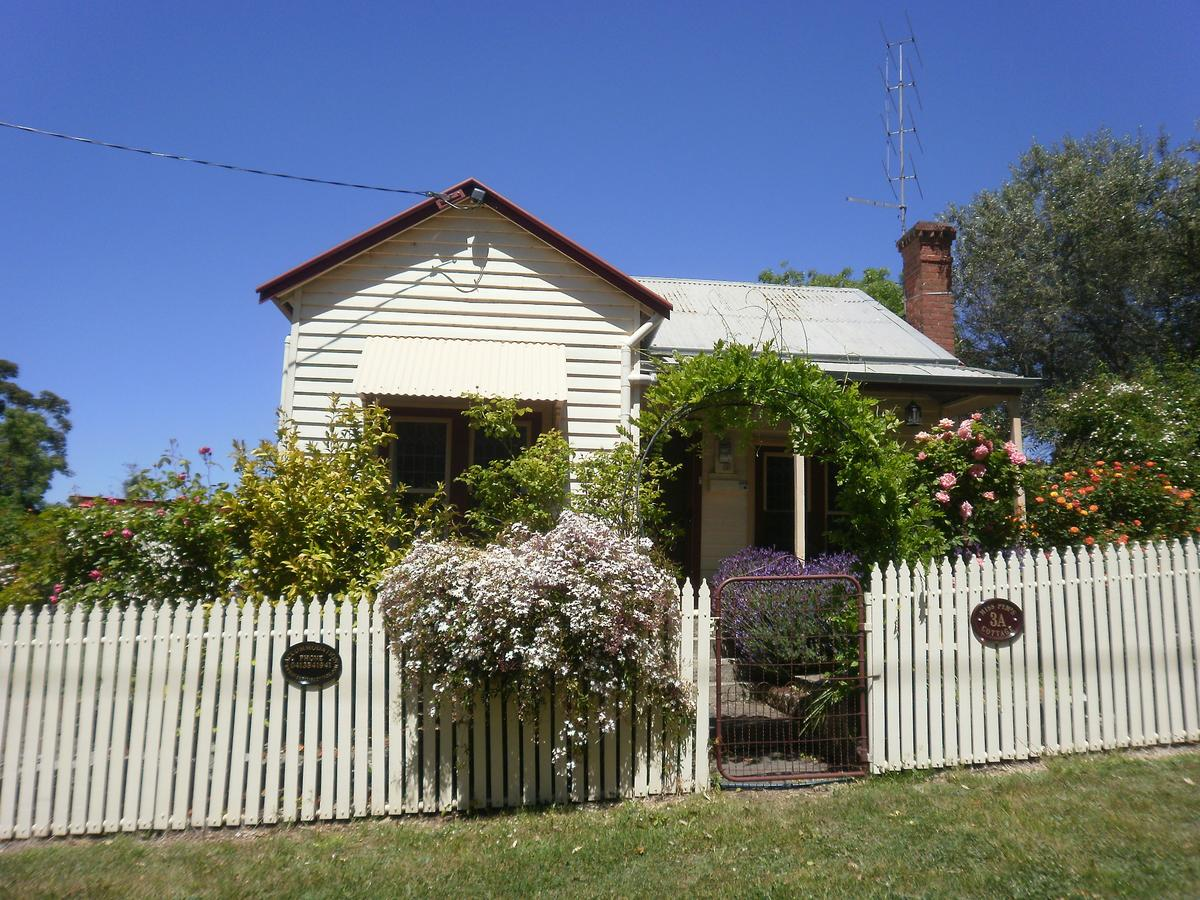 Miss Pym's Cottage - Mount Gambier Accommodation