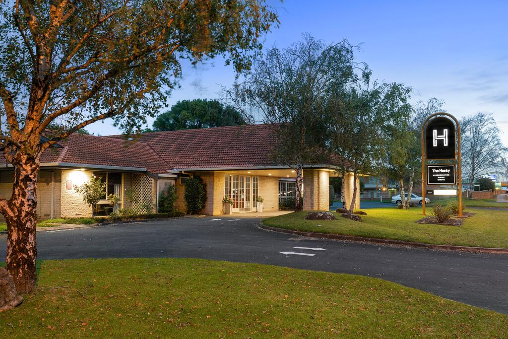 The Henty - Mount Gambier Accommodation