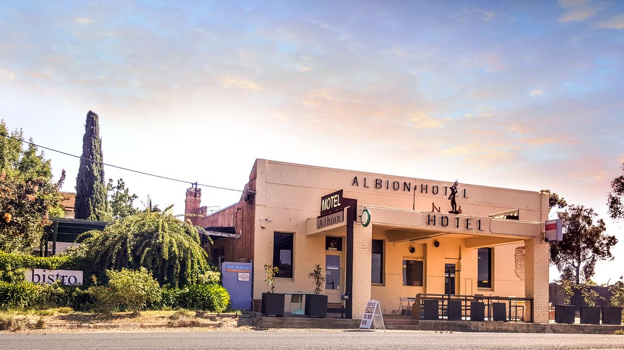 Albion Hotel and Motel Castlemaine - Mount Gambier Accommodation