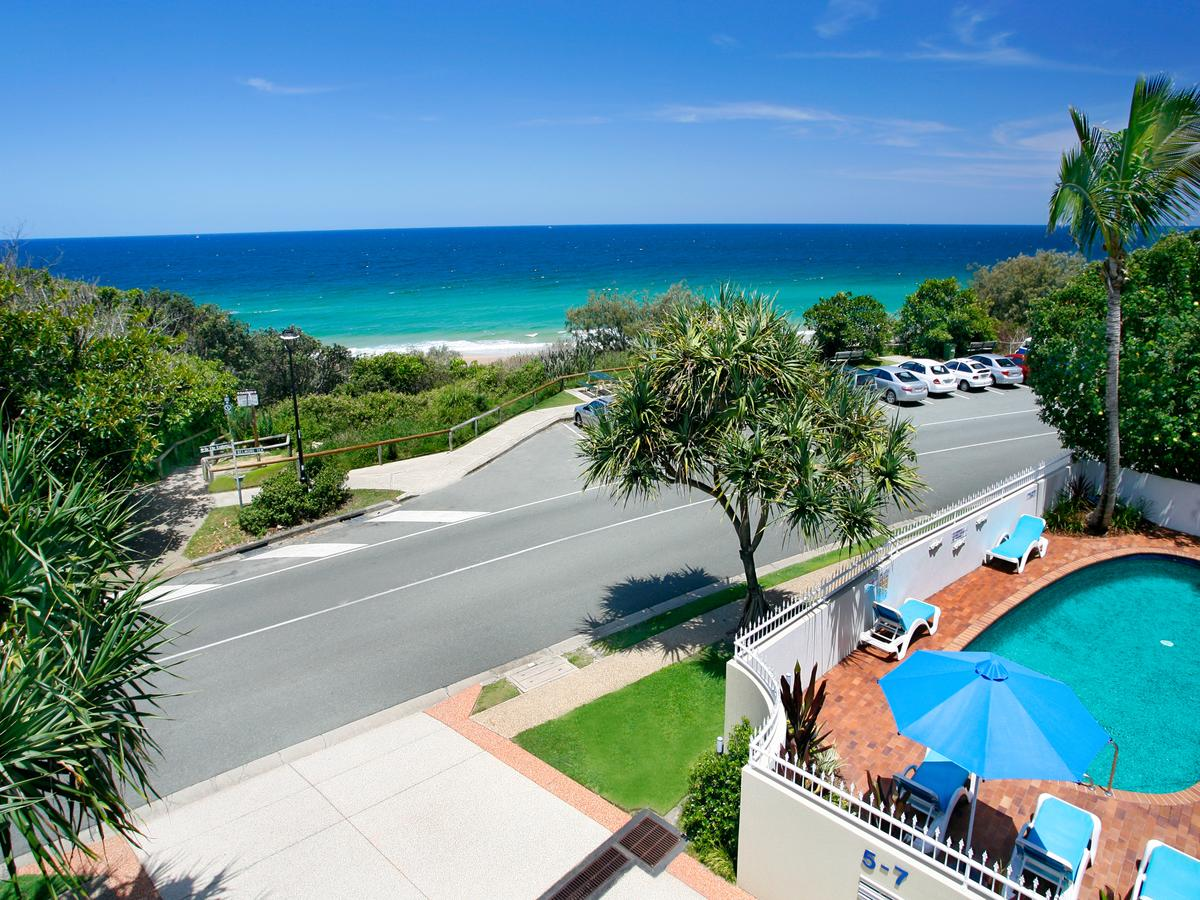 La Mer Sunshine Beachfront - Mount Gambier Accommodation