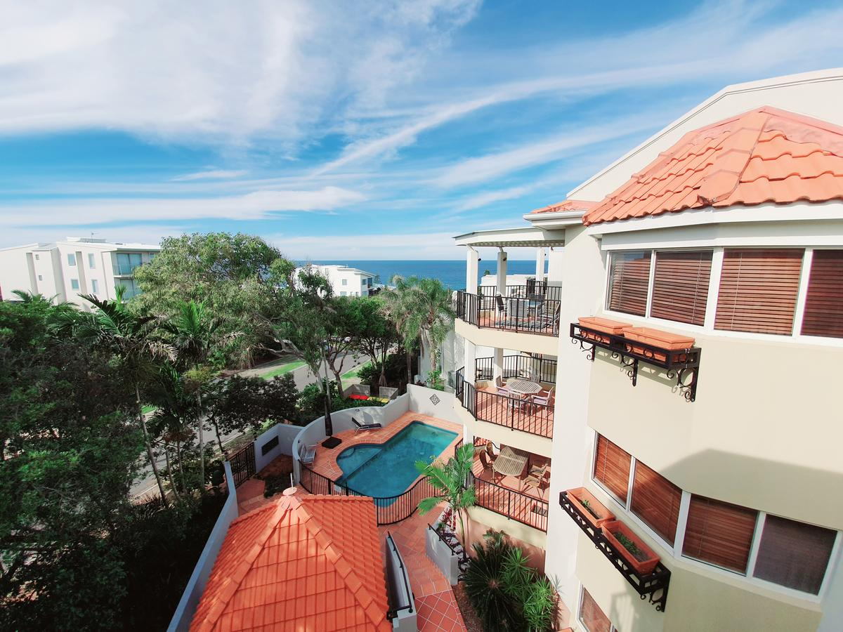 Parkshores Sunshine Beach Noosa Holiday Apartments - Mount Gambier Accommodation