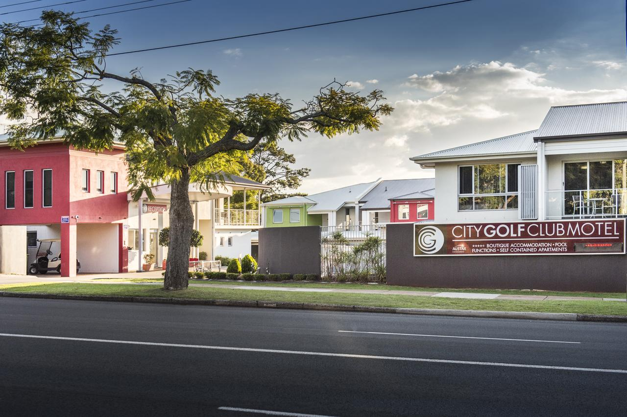 City Golf Club Motel - Mount Gambier Accommodation