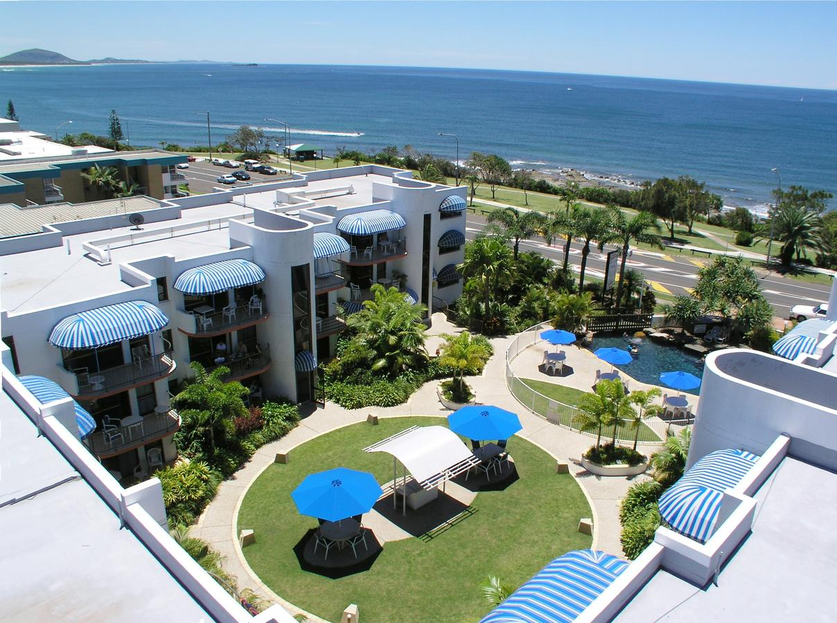 Headland Tropicana Resort - Mount Gambier Accommodation