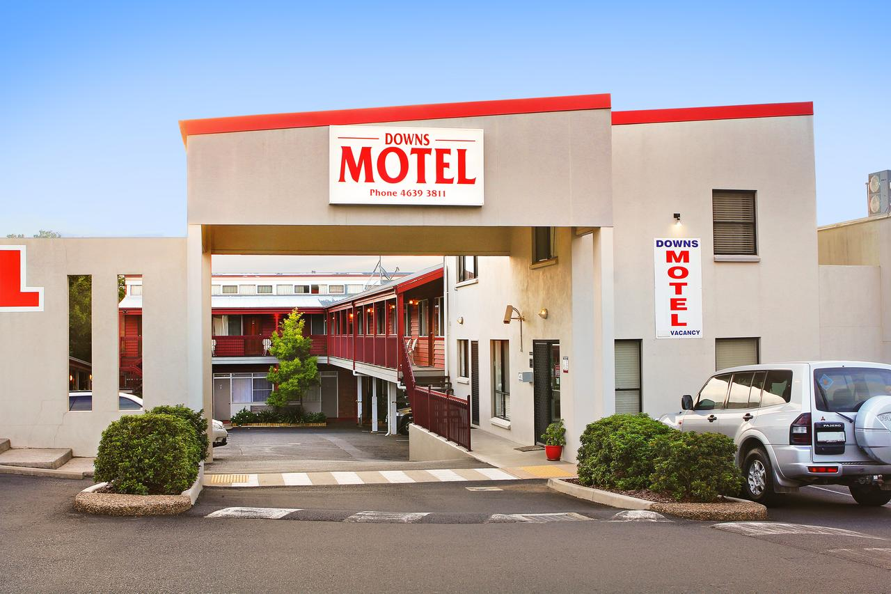 Downs Motel - Mount Gambier Accommodation