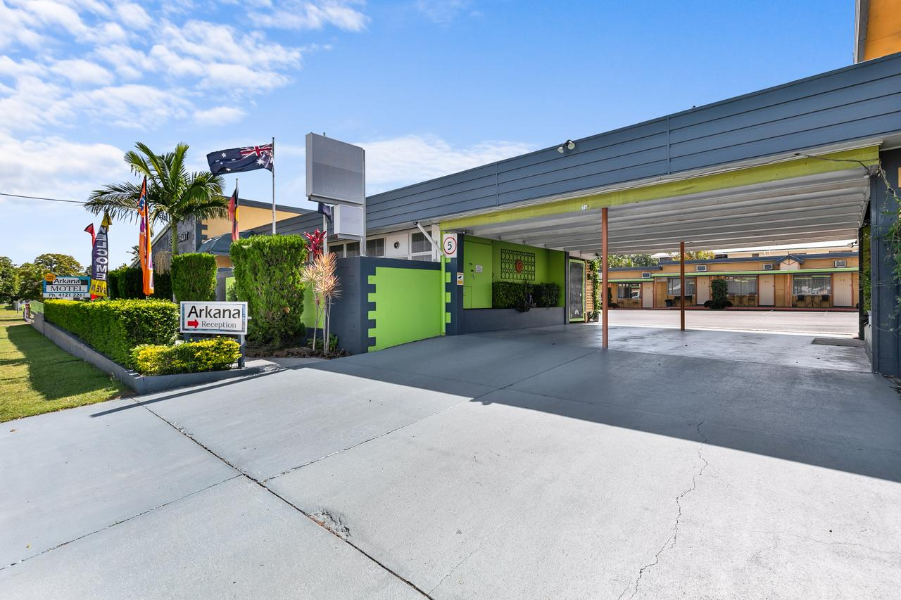 Arkana Motel - Mount Gambier Accommodation