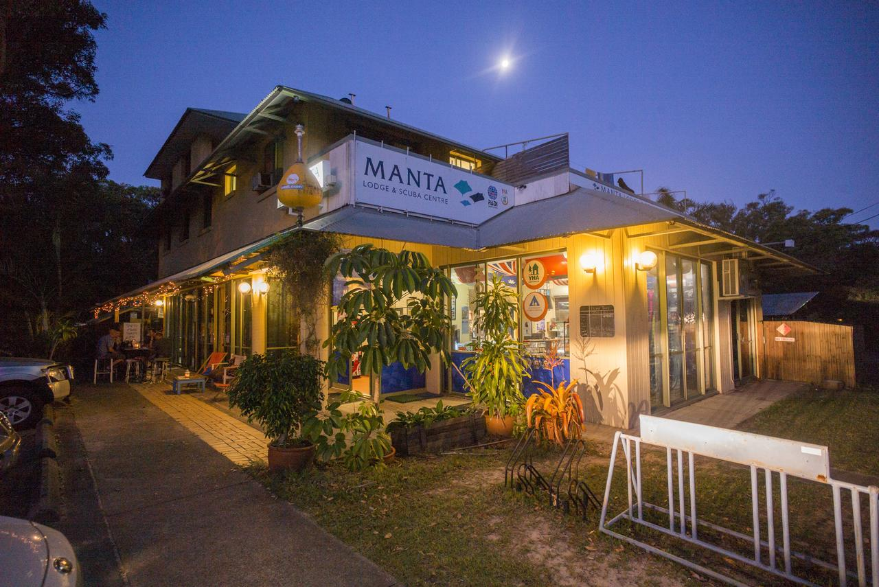 Manta Lodge YHA  Scuba Centre - Mount Gambier Accommodation